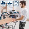 Bosch GCM350-254 Professional Compound Mitre Saw 110V - 6