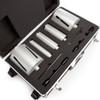 Bosch 2608587007 11 Piece Diamond Core Kit (5 Cores) in a Trolley Case