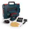 Bosch GSS 18 V-10 Cordless Orbital Palm Sander (Body Only) in LBoxx  - 4