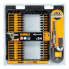 Dewalt DT70603T Impact Torsion Extreme Screwdriving Bit Set (34 Piece) - 1