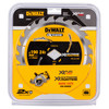 Buy Dewalt DT40270 XR Flexvolt Extreme Runtime Circular Saw Blade 190mm x 24T at Toolstop