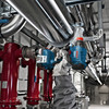 Bosch 06019G5274 18V Twin Pack - GSB 18V 28+ Combi + GDX 18V 180 Impact Driver (2 x 4.0Ah Batteries) - 4