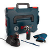 Bosch GDR 12V-105 Professional Heavy Duty Impact Driver (2 x 2.0Ah Batteries) - 2