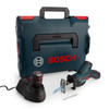Bosch GSA 12V-14 Professional Heavy Duty Sabre Saw (2 x 2.0Ah Batteries) - 2