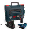 Bosch GSB 12V-15 Professional Heavy Duty Combi Drill (2 x 2.0Ah Batteries) - 3