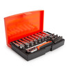 Bahco SL25L Metric Socket and Mechanical Set 1/4in Dynamic Drive (37 Piece) - 3