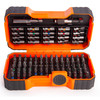 Buy Bahco 59/S100BC Assorted Screwdriver Bit Set with 2 Bit Holders (100 Piece) at Toolstop