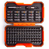 Bahco 59/S100BC Assorted Screwdriver Bit Set with 2 Bit Holders (100 Piece) - 1