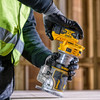 Dewalt DCW604NT 18V XR Brushless Router 1/4in / 8mm with Extra Base (Body Only) - 4