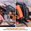Evolution R185CCSX+ TCT Multi-Material Circular Saw 185mm 110V - 14