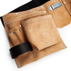 X Trade XTR0900001 Entry Level Tool Apron in Suede Leather - 2