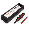 Norbar 13701 Torque Screwdriver Kit 1/4 Inch Bit Holder and 12 Bits 0.6 - 3.0 N.m - 2
