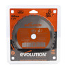 Buy Evolution R185TCT-20MS Multi Material TCT Saw Blade 185mm at Toolstop
