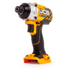 JCB 18V 4 Piece Kit, Combi Drill, Impact Driver, Circular Saw, Lamp, (2 x 5.0Ah Batteries), Charger and Large Kitbag - 1