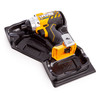 JCB 18V 4 Piece Kit, Combi Drill, Impact Driver, Circular Saw, Lamp, (2 x 5.0Ah Batteries), Charger and Large Kitbag - 10