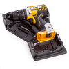 JCB 18V 5 Piece Kit, Combi Drill, Impact Driver, Circular Saw, Multi-Tool, Lamp, (2 x 5.0Ah Batteries), Charger and Large Kitbag - 7