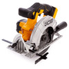 JCB 18V 5 Piece Kit, Combi Drill, Impact Driver, Circular Saw, Multi-Tool, Lamp, (2 x 5.0Ah Batteries), Charger and Large Kitbag - 11