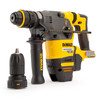 Dewalt DCH334N 54V Flexvolt SDS Hammer with QCC in TSTAK Box (Body Only) - 4