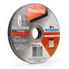Makita B-12217-10 Thin Cut Off Wheel 115mm x 1mm x 22.23mm (Pack of 10) - 1