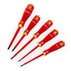 Buy Bahco B220.005 VDE Insulated Screwdriver Set Slotted/Phillips 1000V (5 Piece) at Toolstop