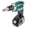 Buy Makita DFS452FJX2 18V Brushless Drywall Screwdriver with Autofeed Attachment (2 x 3.0Ah Batteries) at Toolstop