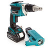Makita DFS452FJX2 18V Brushless Drywall Screwdriver with Autofeed Attachment (2 x 3.0Ah Batteries) - 3