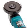 Makita GA4541R01 1100W Angle Grinder SJS11 115mm  / 4. 1/2 Inch 110V - 4