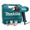 Makita HG5030K Heat Gun 1600W 2 Speed 350 - 500 ºC 240V - 4