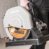 Evolution R355CPS TCT Multi Material Cutting Chop Saw 355mm 240V - 3