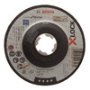 Bosch 2608619258 X-LOCK Expert for Metal Depressed Cutting Disc 115mm (Pack Of 10) - 1