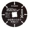 Buy Bosch 2608619283 X-LOCK Carbide Multi Wheel Cutting Disc 115mm at Toolstop