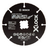 Bosch 2608619284 X-LOCK Carbide Multi Wheel Cutting Disc 125mm - 1