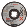 Bosch 2608619261 X-LOCK Standard for Inox Cutting Discs 115mm (Pack Of 25) - 1