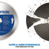 Evolution S355CPS Steel Cutting Chop Saw 14in / 355mm 110V - 2