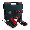 Buy Bosch GSB 18V-60 C Professional Brushless Combi Drill (3 x 4.0Ah ProCORE Batteries) at Toolstop
