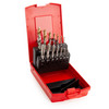 Buy Dormer L115101 HSS Tap + A002 HSS-TiN Coated Tip Jobber Drill Set (14 Piece) at Toolstop