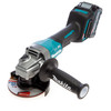 Makita GA012GD101 40Vmax XGT Brushless Angle Grinder With Paddle Switch 115mm (1 x 2.5Ah Battery)