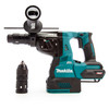 Makita HR004GZ 40Vmax XGT Brushless SDS Plus Rotary Hammer with Quick Change Chuck 3