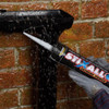 Everbuild STIXBK Stixall Extreme Power Adhesive and Sealant Black 290ml 3