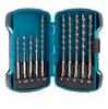 Makita P-66070 Performance SDS+ Hammer Drill Set 10 Piece