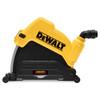Dewalt DWE46229 Angle Grinder Concrete Cutting Guard 230mm 4