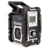 Makita DMR106B Jobsite Radio with Bluetooth and USB Charger in Black