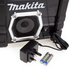 Makita DMR106B Jobsite Radio with Bluetooth and USB Charger in Black 5