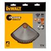Dewalt DT4350 Extreme Workshop Saw Blade 216mm x 30mm x 60T 2