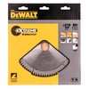 Dewalt DT4286 Extreme Workshop Saw Blade 216mm x 30mm x 80T 2
