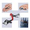 Knipex 8700100BK Cobra XS Water Pump Pliers 100mm 4