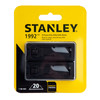 Stanley 1-98-460 1992 Heavy Duty Utility Blades (Pack of 20) 2