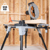 Evolution 005-0002 Chop Saw Stand 2