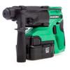 HiKOKI DH24DVC 24V 4kg SDS+ Rotary Hammer Drill (2 x 2.0Ah NiMH Batteries) 4