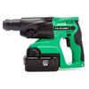 HiKOKI DH24DVC 24V 4kg SDS+ Rotary Hammer Drill (2 x 2.0Ah NiMH Batteries) 5